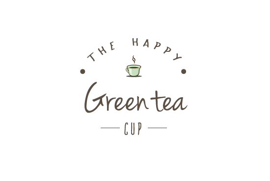 the happy green teacup logo