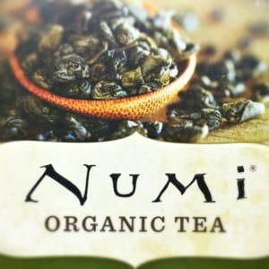 numi organic gunpowder green tea